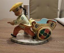 soprammobile ceramica albe 18 vintage anni 50