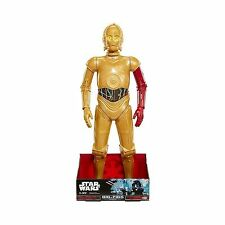 "Star Wars Big Figs Episode VII Massive 31"" C-3PO Action Figure Free Shipping"