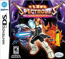 Spectrobes: Beyond the Portals (Nintendo DS, 2008)M