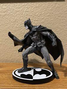 Batman Black and White Batman statue, Lee Bermejo, 1st Edition