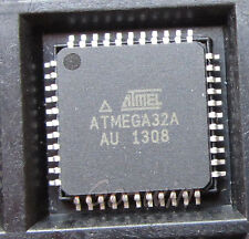 10PCS ATMEL ATMEGA32A-AU TQFP-44 IC