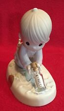 Precious Moments Retired Figurine-Sending You Oceans of Love