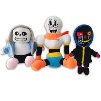 Undertale Sans Plush Stuffed Doll Toy Pillow Hugger Cushion Cosplay Toy KidsGift