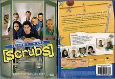 SCRUBS - Intégrale saison 3 - Coffret 1 boitier Classique - 4 DVD - NEUF