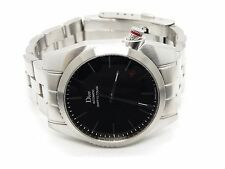 Dior Mens Stainless Steel Homme Paris Chiffre Rouge Automatic Watch EG2978