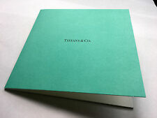 Tiffany & Co. Stationary Gift Card Holder