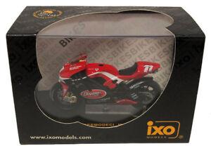 IXO Ducati Desmodeci 'D'Antin' MotoGP 2004 - R Xaus 1/24 Scale