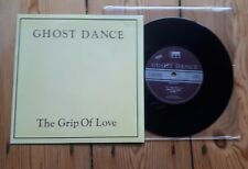 "Ghost Dance Grip of Love 7"" Goth Sisters of Mercy Skeletal Family"