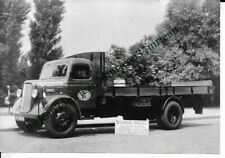 Photo Ancienne Camion ancien LKW old truck 1947 DODGE GB   12X17,5