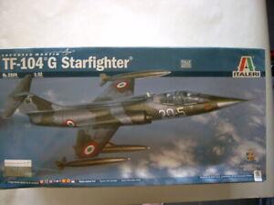 **REDUCED** 1:32 #2509 Italeri Lockheed Martin TF-104G Starfighter BNIB NEW