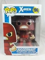 Marvel Funko Pop - Juggernaut - X-Men - No. 196
