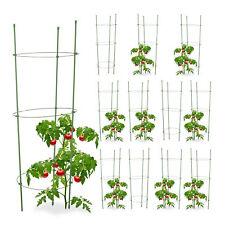 12x Rankturm Tomaten im Set Tomatenstäbe Rankhilfen Pflanzstäbe Tomatensäule