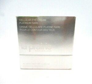 La Prairie Switzerland Cellular Eye Cream Platinum Rare ~ 20 ml / 0.68 oz ~ BNIB