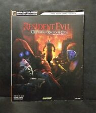 Resident Evil Operation Raccoon City Brady Game Guide