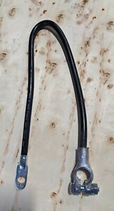 "20"" Battery Cable-4 Gauge, Deka/East Penn 04156"