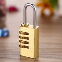 Code Locks Password Lock Brass Combination Lock Password Code Padlock