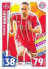 Champions League 17/18 - 66 - Franck Ribery - FC Bayern München