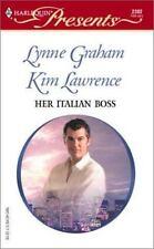 Her Italian Boss by Graham, Lynne, Lawrence, Kim