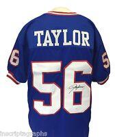 Lawrence Taylor Signed NY Giants Jersey Autograph COA JSA New York Lt