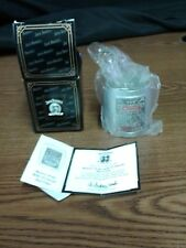 JACK DANIELS MYSTERY of the BELLE of LINCOLN SHOT GLASS New in Box