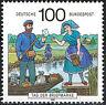 1570 postfrisch BRD Bund Deutschland Briefmarke Jahrgang 1991
