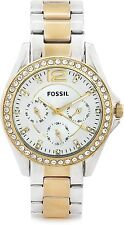 Fossil Women's Wristwatches with Chronograph