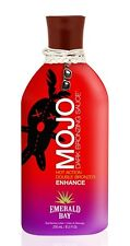 Emerald Bay MOJO hot tingle Sunbed Tanning Lotion Cream 250ml bottle
