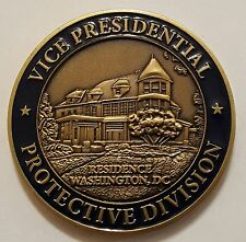 USSS United States Secret Service Vice President VPOTUS VPPD Protective Division