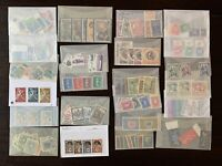 WORLDWIDE LOT OF MINT SETS AND SHORT SETS FROM MANY COUNTRIES