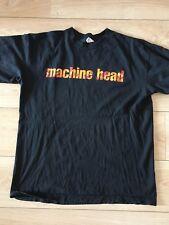RARE Machine Head tshirt The More Things Change ... Large Blue Grape 1997