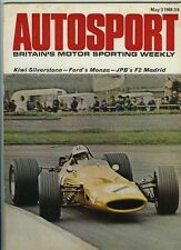 Autosport May 3rd 1968 *Tulip Rally*