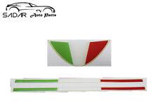 Adesivi bandiera per Ducati Panigale 1199 adesivo resinato 3D