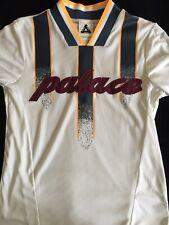 Palace Skateboards x Adidas Away Jersey Black Medium Rare ASAP Yams White