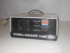 NIKKO TRONICO - SCHNELLLADEGERÄT 4 AMP 220 V