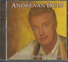 ANDRE VAN DUIN - Zijn allermooiste liedjes CD Album 15TR (Arcade) 2000 Holland