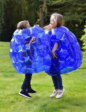NEW KIDS OUTDOOR PLAY INFLATABLE 2x SUMO BUMPER BALLS SET