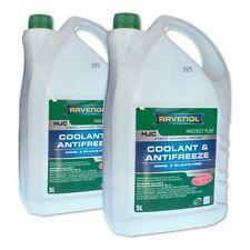 10 (2x5) Liter RAVENOL HJC Protect FL22 Kühlerfrostschutz-Konzentrat grün