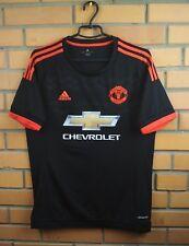 Manchester United third jersey medium 2015 201 shirt AC1445 soccer Adidas