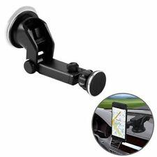 Retractable Magnetic Car Dash Mount Dock Window Holder For Cell Phone GPS Tablet