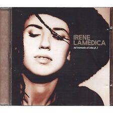 IRENE LAMEDICA LA MEDICA - Dal tramonto all'alba part. 2 - CD 2007 USATO