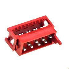 RM2,54 Schneidklemm IDC-Buchsenleiste 5-polig Pancon CE100F28-5-D 28AWG 2St