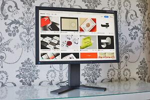 "Eizo ColorEdge CG241W Adobe RGB 24"" LCD Monitor + Monitor Hood - Great Condition"