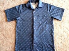 Quiksilver Polyester Button-Front Casual Shirts for Men