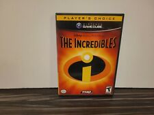 Incredibles (Nintendo GameCube, 2004) Used