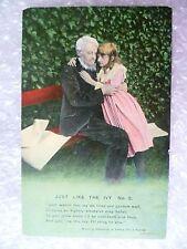 Postcard- Just Like The Ivy (2) Banforth