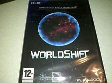 WORLDSHIFT    DVD Case    SRP $19.95