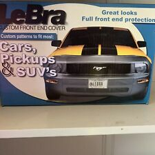 Custom LeBra Front End Cover 55772-01 2000-2002 Saturn l Series all