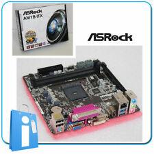 Placa base mITX ASRock AM1B-ITX Socket AM1 con Accesorios