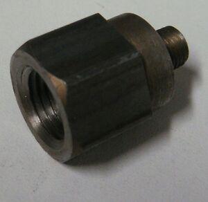 Hydraulic Reducing Bush Adaptor 700 Bar ENERPAC MxF 1/16npt x 1/4npt