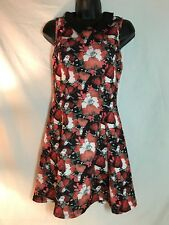 Disney Alice Through The Looking Glass Dress Size Small Queen Of Hearts